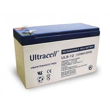 akumulator żelowy 9Ah 12V seria UL