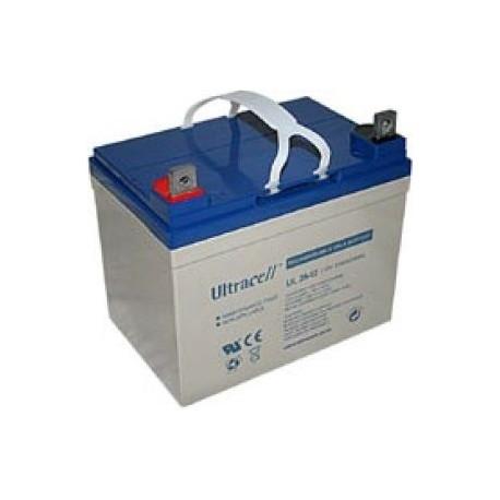 akumulator żelowy 35Ah 12V seria UCG
