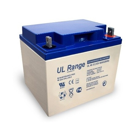 akumulator żelowy 40Ah 12V seria UL