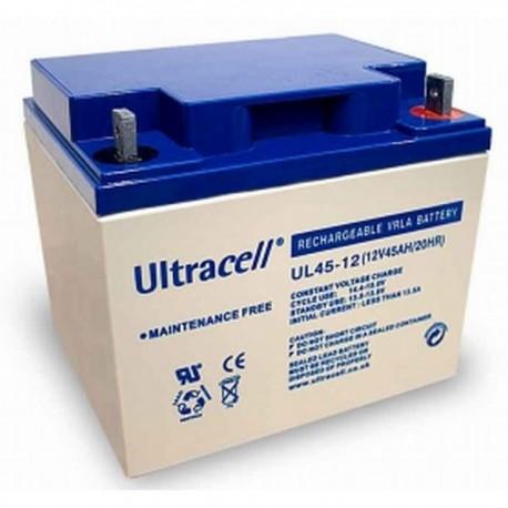 akumulator żelowy 45Ah 12V seria UL