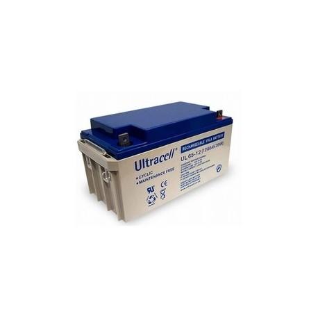 akumulator żelowy 65Ah 12V seria UL