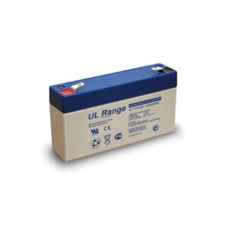 akumulator żelowy 1,3Ah 6V seria UL