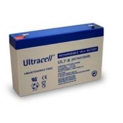 akumulator 7Ah 6V seria UL