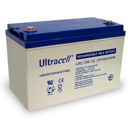 akumulator żelowy 100Ah 12V seria UXL