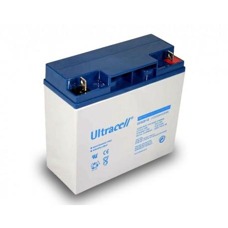 akumulator żelowy 20Ah 12V seria UCG 'Deep Cycle'
