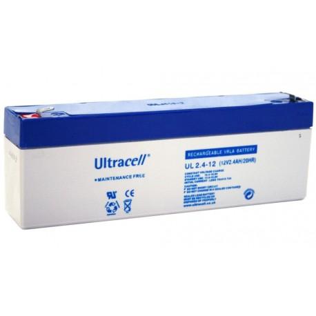 akumulator żelowy 2.4Ah 12V seria UL
