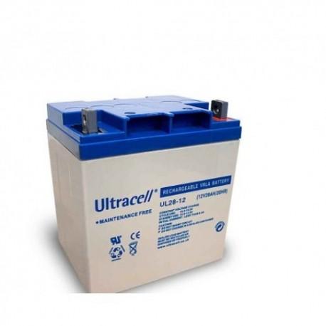 akumulator żelowy 28Ah 12V seria UL