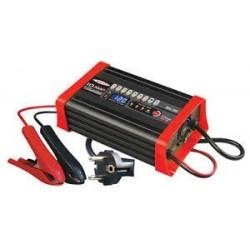 automatyczna ładowarka do akumulatorów żelowych 12V 10,0A